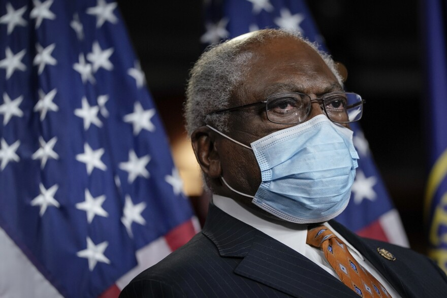 House Majority Whip Rep. James Clyburn, D-S.C., has launched an investigation into TeleTracking and its CEO. He and the oversight committee he chairs want to better understand how the company landed a $10.2 million contract to build a COVID-19 database.