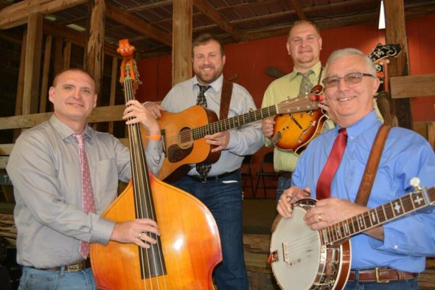 Remington Ryde: (left to right) Ron Truman, Ryan Frankhouser, Stanley Efaw, Billy Lee Cox