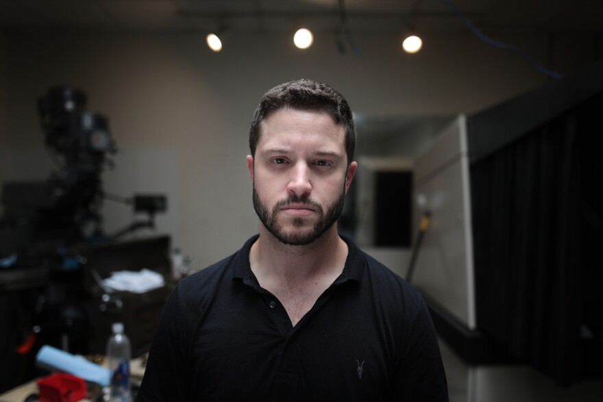 Cody Wilson and his company, Defense Distributed, plan to post blueprints online for guns that can be 3D-printed or milled at home.