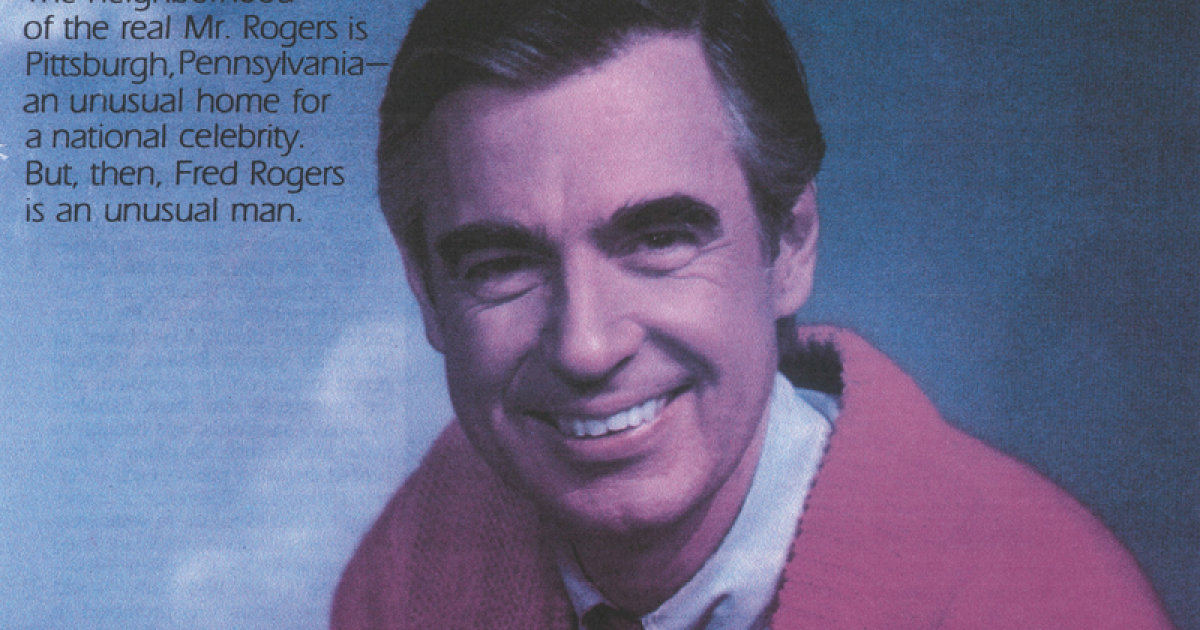 Encore We Remember Fred Rogers And His Neighborhood Wgcu Pbs Npr For Southwest Florida