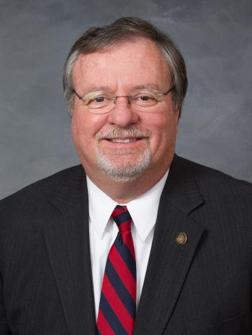 Tommy Tucker, Board Member of the North Carolina State Board of Elections