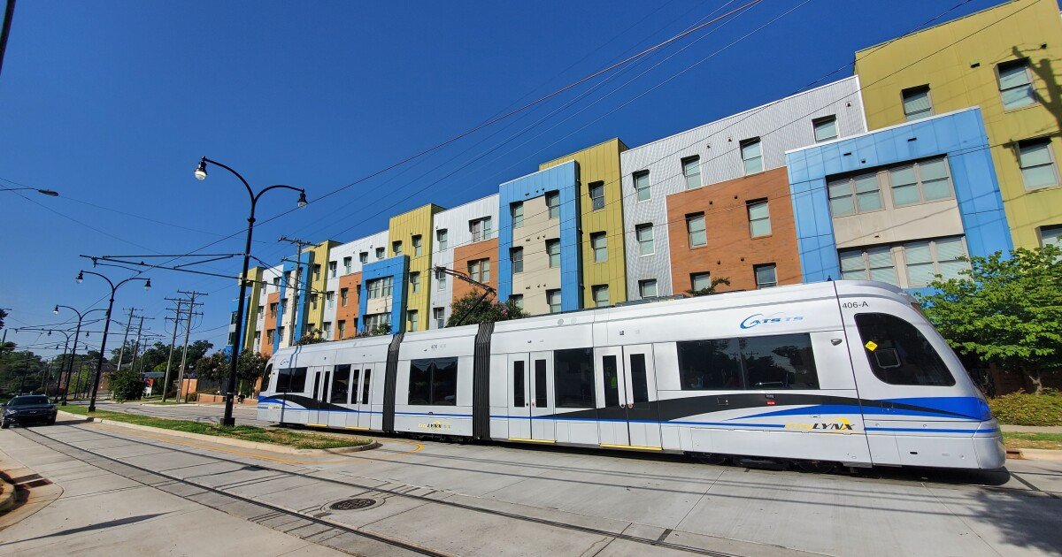 Early Charlotte Streetcar Ridership Is Low, Showing Challenges Of COVID Pandemic