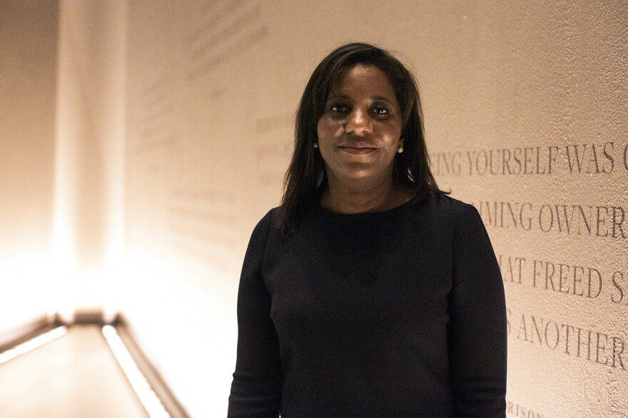 Dwandalyn Reece is the curator of music and performing arts at the National Museum of African American History and Culture in Washington, D.C.