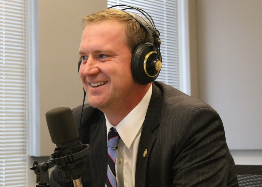Missouri Treasurer Eric Schmitt.