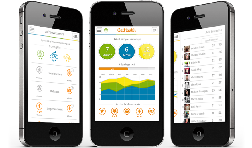 The GetHealth app was a runner-up at the recent Hackovate Health Innovation Competition held in Kansas City, Mo.