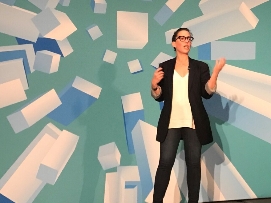 Abigail Edgecliffe-Johnson wanted to know how to shut her startup down, if it came down to that.