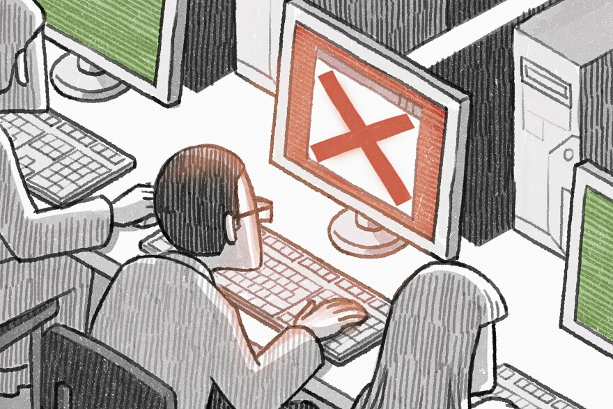 The rise of ad blockers threatens the business model that drives much of the Internet economy.