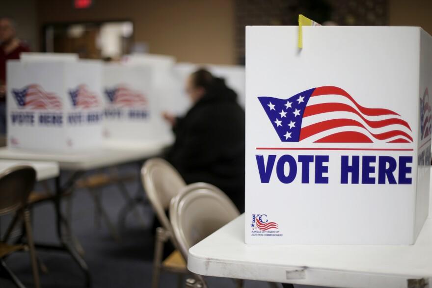 Election 2020 Voting Virus Outbreak