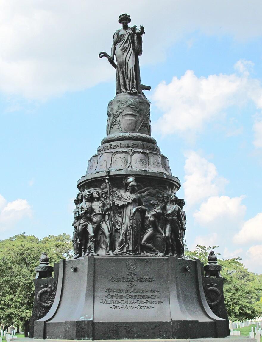 Confederate Monument, Arlington National Cemetery