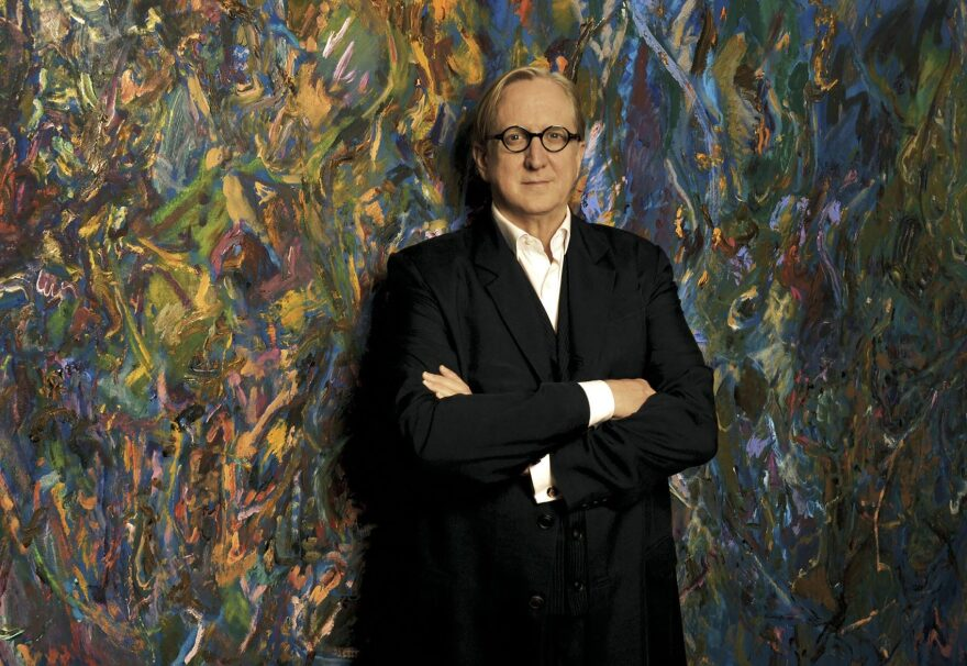 """Grammy and Oscar-winning songwriter T Bone Burnett has come out with his first original album in 11 years, """"The Invisible Light: Acoustic Space."""" (Courtesy T Bone Burnett via Facebook)"""