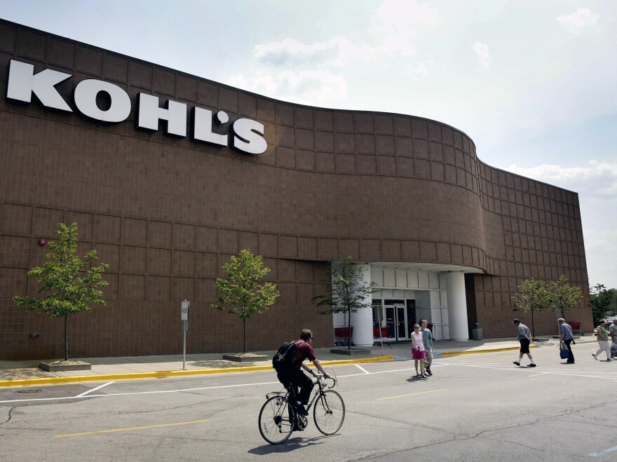 """The no-questions-asked return policy of the Kohl's department store chain helped it win a spot on the """"Naughty and Nice"""" list compiled by <em>Consumer Reports</em>."""