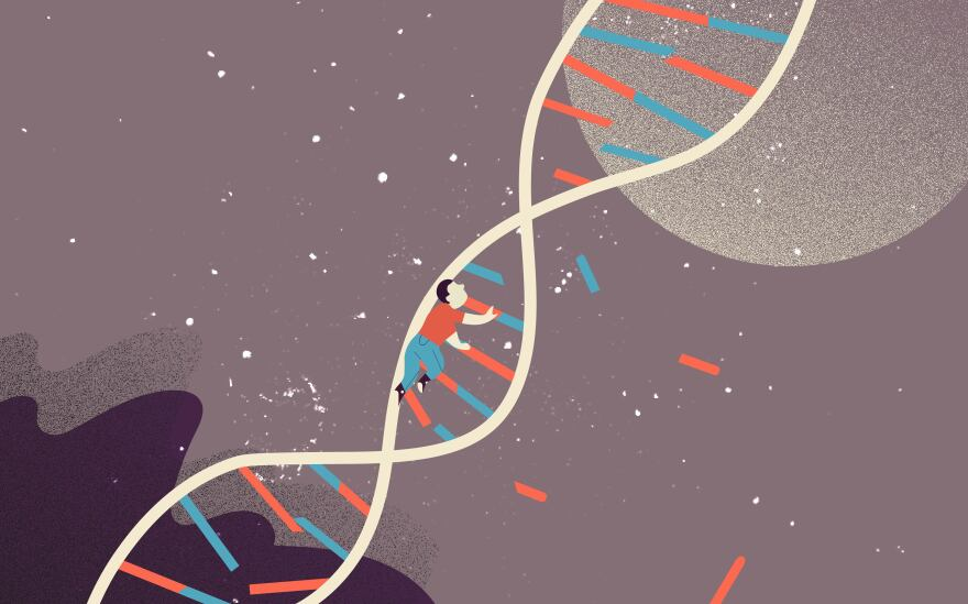 Trauma can change our DNA