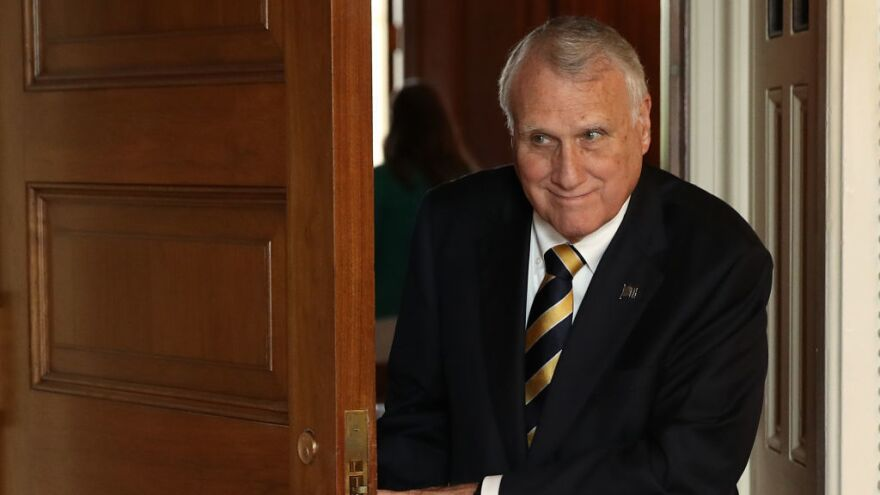 Sen. Jon Kyl, who first retired from the Senate in 2013, had indicated he never planned on sticking around long, committing to serve only through the end of the current congressional term.