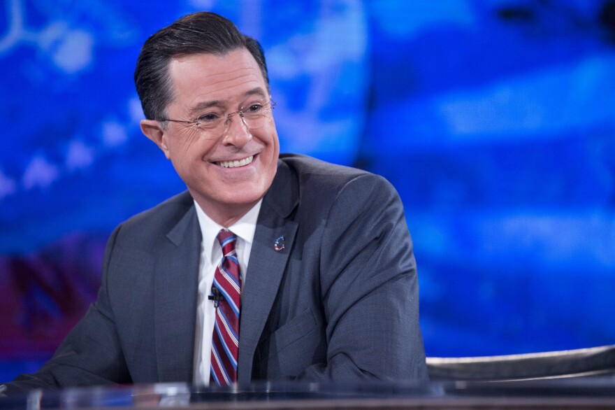 Stephen Colbert will host his final episode of<em> The Colbert Report</em> Thursday after nine years on air.