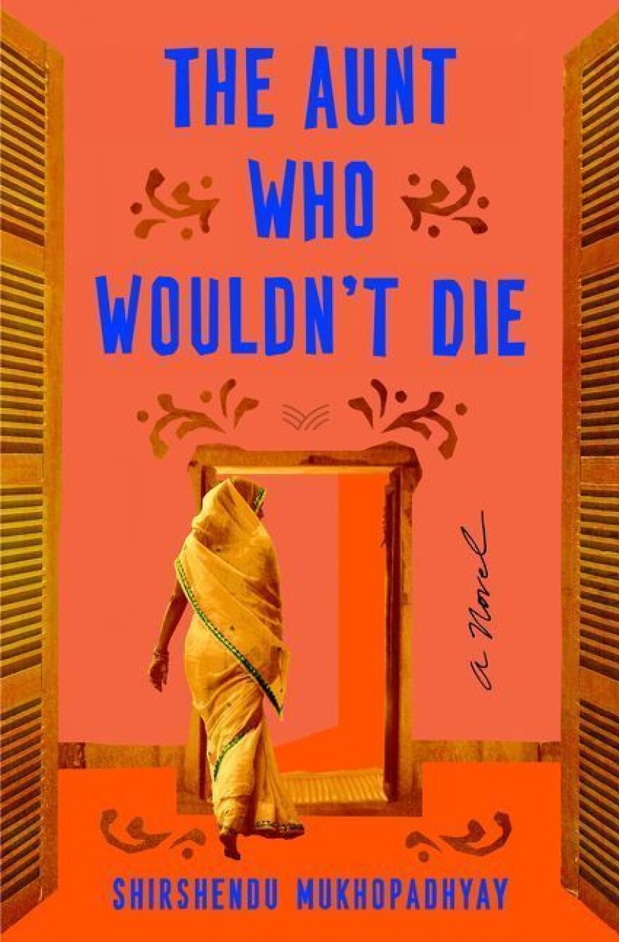 The Aunt Who Wouldn't Die, by Shirshendu Mukhopadhyay
