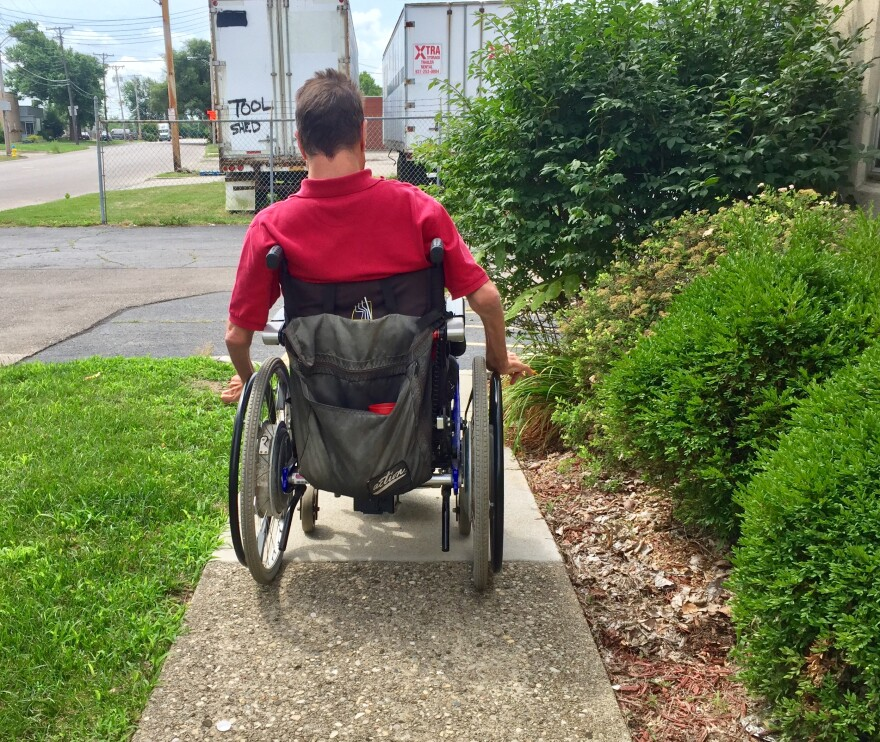 access center disabilities series Just Ask Disability ADA americans with disabilities act bush