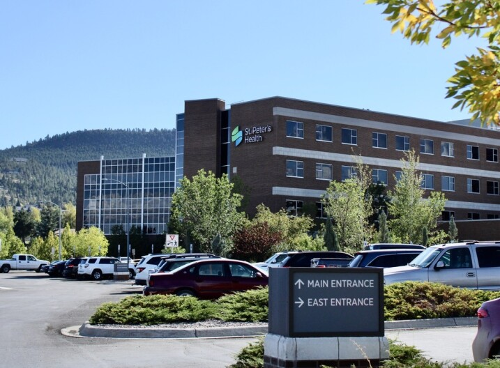 Prepare For Limited Treatment Options As COVID Patients Fill Montana Hospitals