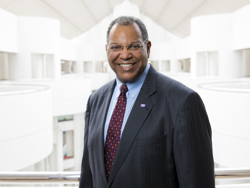 Otis Brawley, chief medical officer of the American Cancer Society, says that even after receiving a diagnosis, getting treatment can be difficult for some in Atlanta.