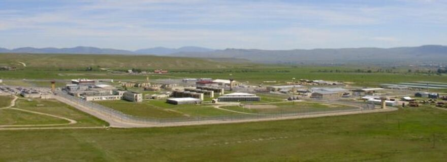 Montana State Prison in Deer Lodge.