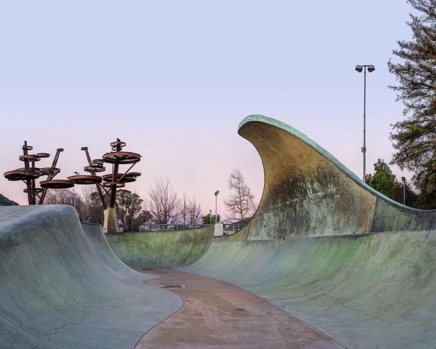 SLO Skate Park, San Luis Obispo