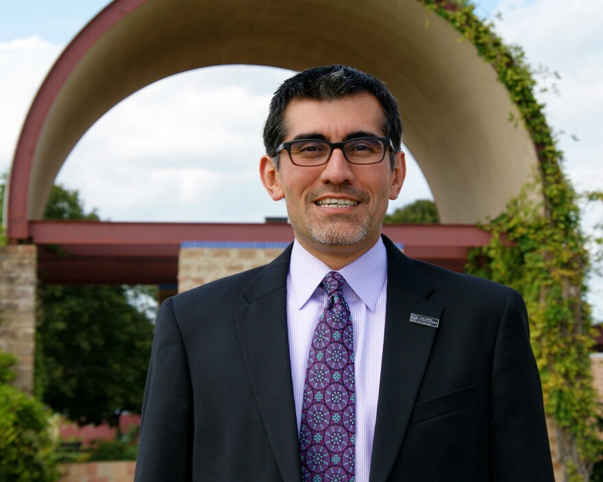 Mike Flores has been president of Palo Alto College since 2012.