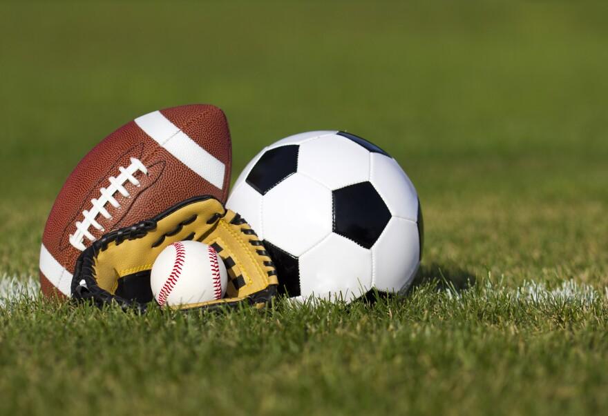 photo of sport balls