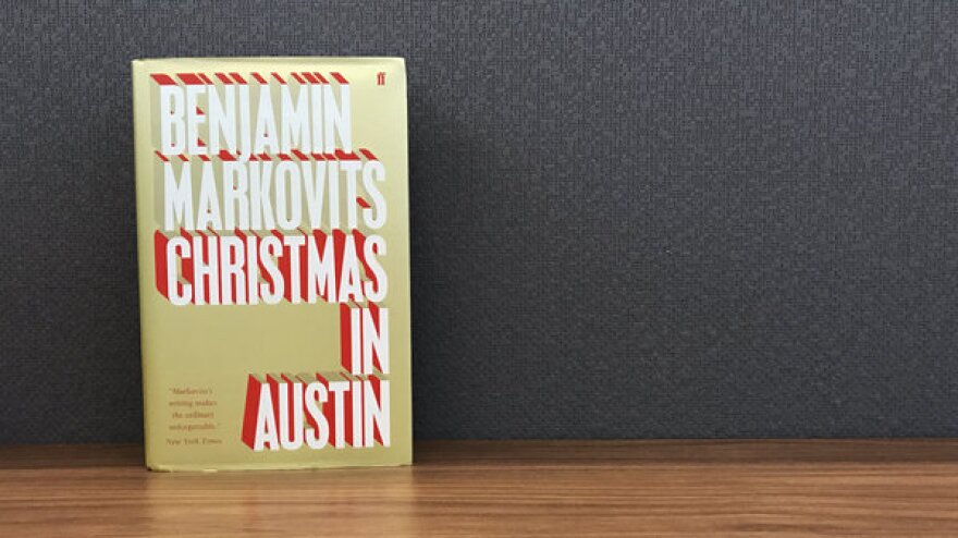 "Cover of ""Christmas in Austin"""