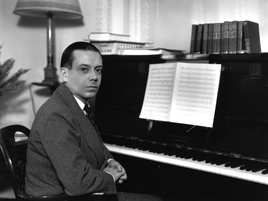 American composer Cole Porter wrote the score for the protest ballet <em>Within the Quota</em> in the early 1920s.