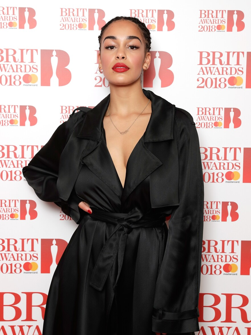 "Jorja Smith represents the U.K. on <em>Black Panther: The Album</em> with standout track, ""I Am."""