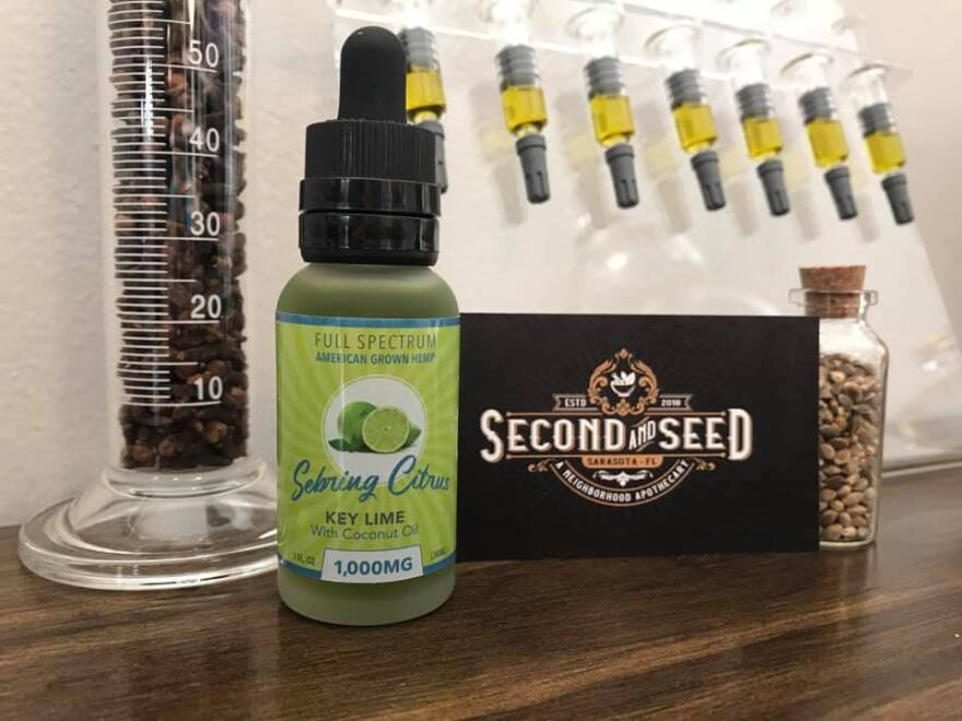 CBD is now legal in Florida, but not all products are created equal.