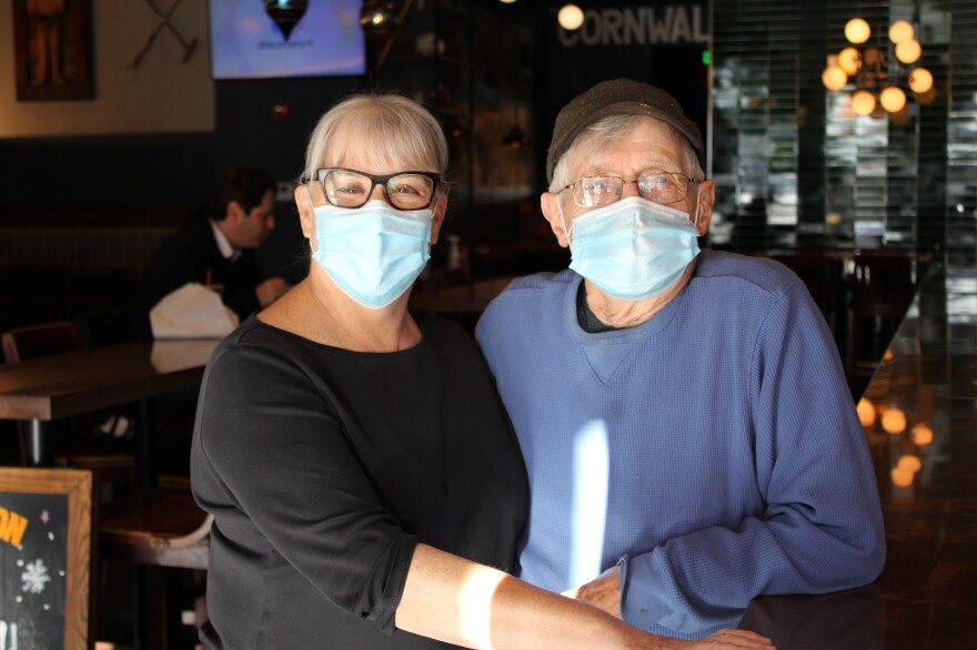 Cornwall's Tavern's owners Pam and John Beale are in survival mode. They're thinking a short-term pause in business, as COVID-19 infections surge, could allow them to reopen strong next year.