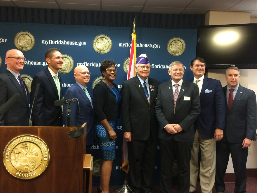 Veterans and Military Families Caucus Members