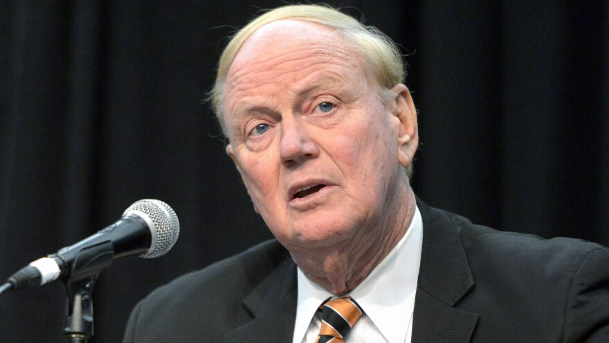 James Ramsey has resigned as the University of Louisville's president, ending weeks of uncertainty over his status.