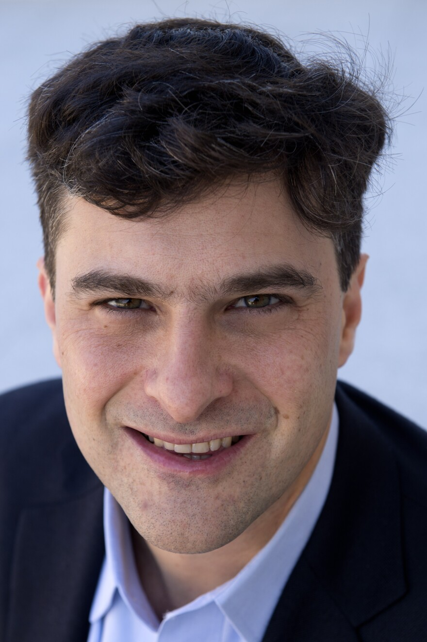 Mark Mazzetti is a national security correspondent for <em>The New York Times.</em>
