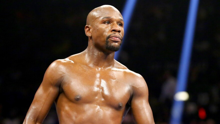 Floyd Mayweather Jr. missed a deadline to decide which title belt he wants to keep, says the World Boxing Organization.