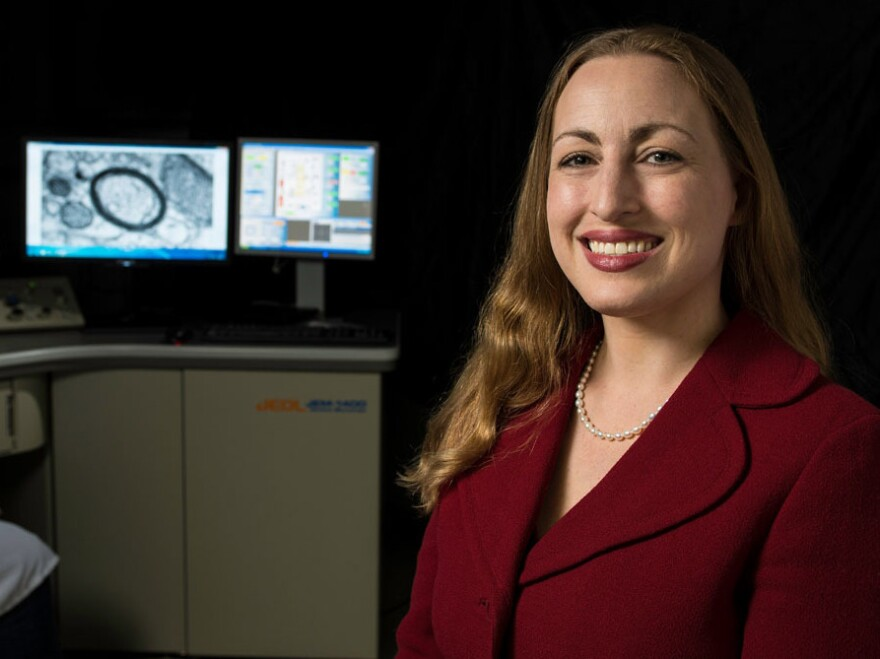 Dr. Michelle Monje wanted to figure out how tumors hijacked the myelination process.