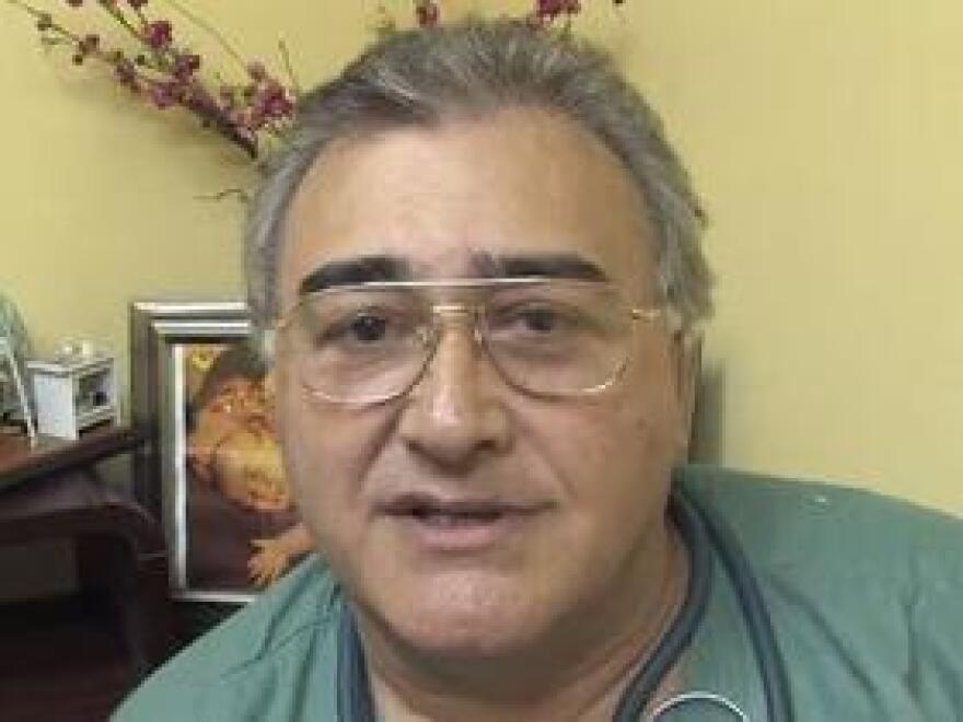 Dr. Simion Tsinker of Hallandale