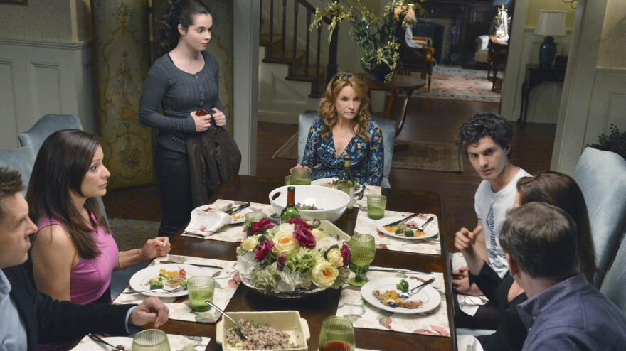After initial worries that family-centered stories might seem uncool to young viewers, ABC Family embraced the idea and now focuses much of its original programming on family dynamics, such as those in <em>Switched at Birth</em>.