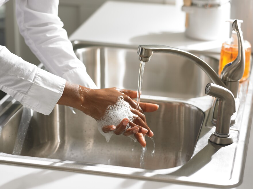 Proper hand washing can prevent the spread of hepatitis A
