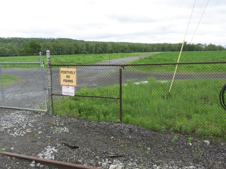 Pennsylvania's playbook suggests installing solar panels on part of the site where coal ash was disposed.