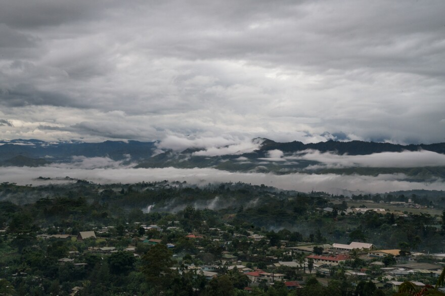Goroka is the capital of the Eastern Highlands province. Increasingly, Papua New Guineans are leaving ancestral lands in search of jobs and education in cities and towns. But the cost of living in urban areas is far higher than in the countryside.