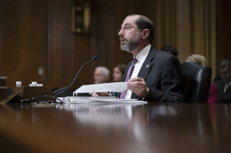 On Feb. 13, Health and Human Services Secretary Alex Azar told a Senate committee that five cities — Chicago, Los Angeles, New York, San Francisco and Seattle — were working with the CDC on an early warning network of expanded testing. Honolulu was added later.