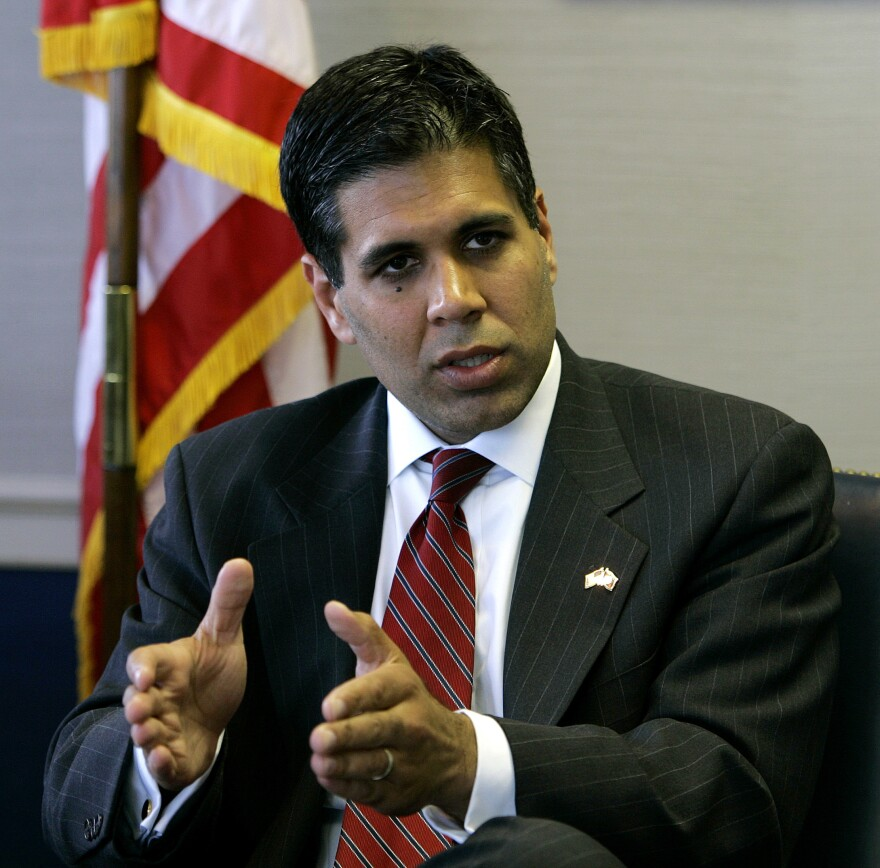 Trump nominated Amul Thapar, 49, to the appeals court last year.