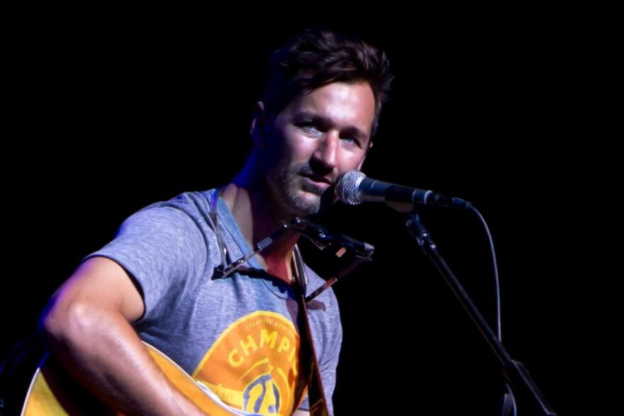 Griffin House, a Springfield native and successful Nashville artist returns this year to play at the Springfield Summer Arts Fest, Saturday June 30th at 8pm.
