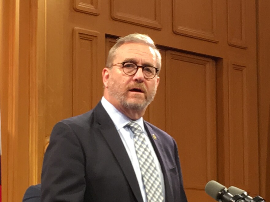 a photo of Attorney General Dave Yost