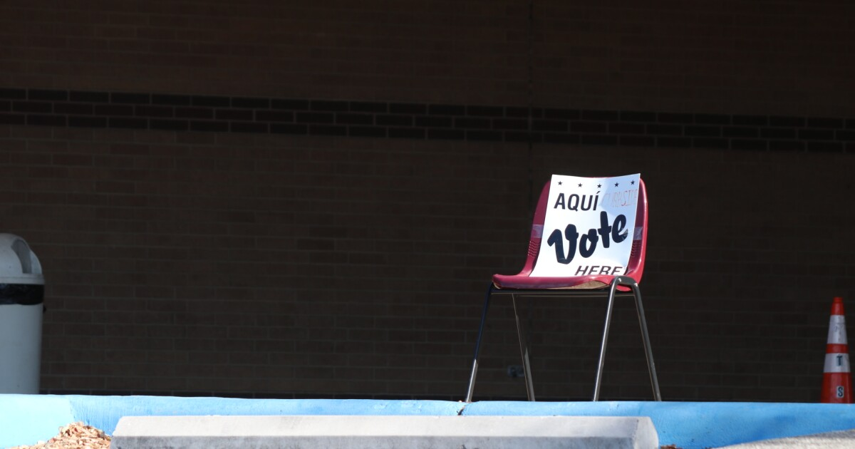 Low Voter Turnout Received So Far For San Antonio's 2021 Runoff Election