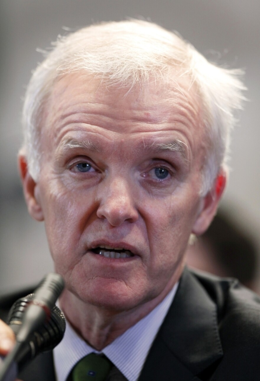 Former Sen. Bob Kerrey is again seeking the Democratic nomination for U.S. Senate from Nebraska. Kerrey moved back to the state after serving as the president of The New School in New York.