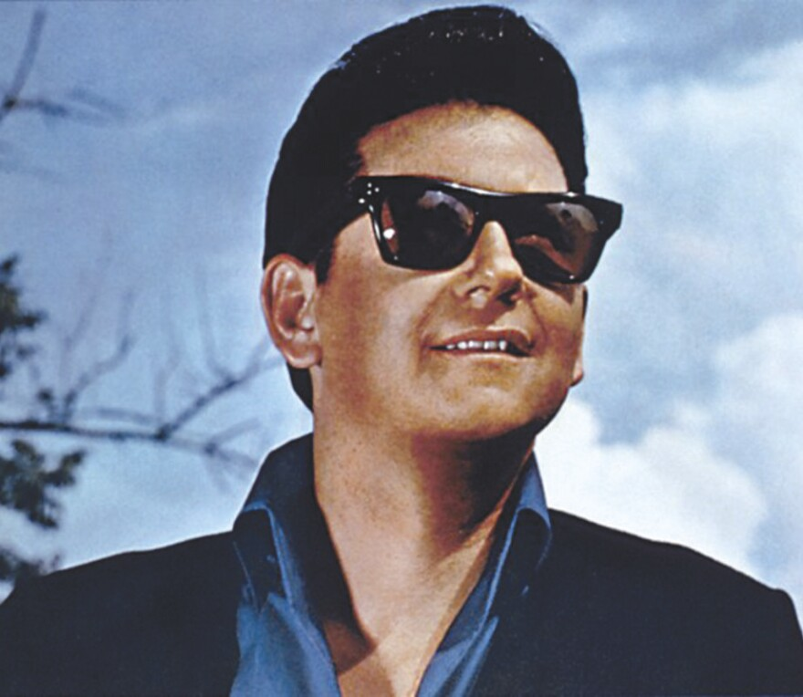 Roy Orbison used music as his refuge.