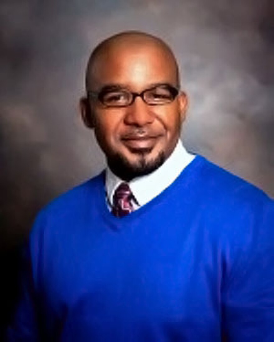 Terrell Carter is pastor of the mostly-white Webster Groves Baptist Church