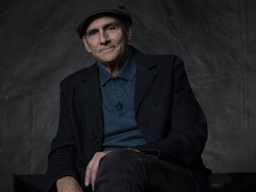 "The title of James Taylor's audio memoir <em>Break Shot</em> refers to the first shot in a game of pool when order is suddenly broken. ""That seemed like an apt metaphor for what happened to my family,"" he says."